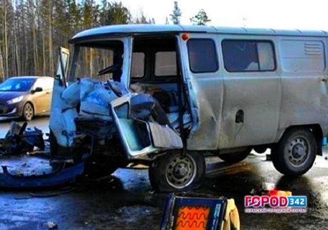 ВПермском крае в итоге ДТП умер 35-летний шофёр