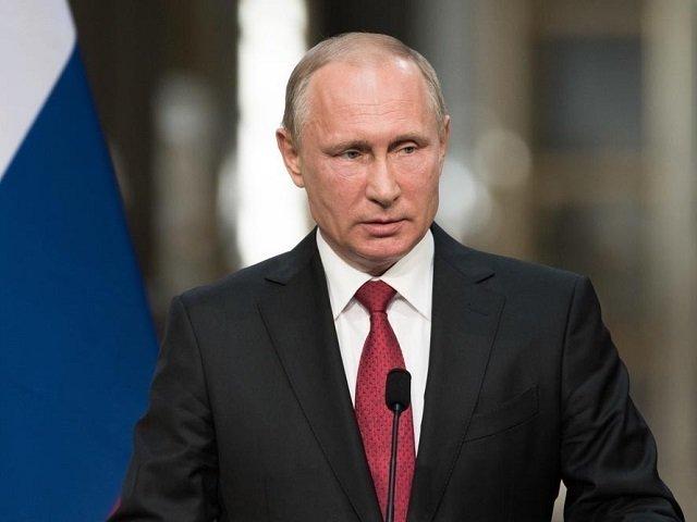 Владимир Путин набрал вПермском крае неменее три четверти голосов