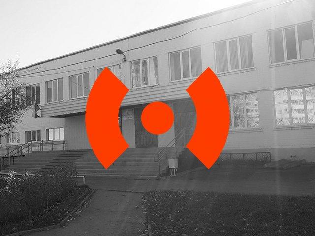 Неменее 30 пожарных тушили возгорание вмногоэтажном здании пермской гимназии №33