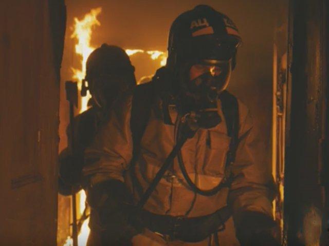 ВПермском крае впожаре погибла женщина