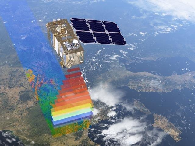 В Пермском крае на территории Добрянского лесничества стартовал проект по мониторингу лесов из космоса