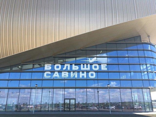 Ваэропорту Перми началась реконструкция перрона