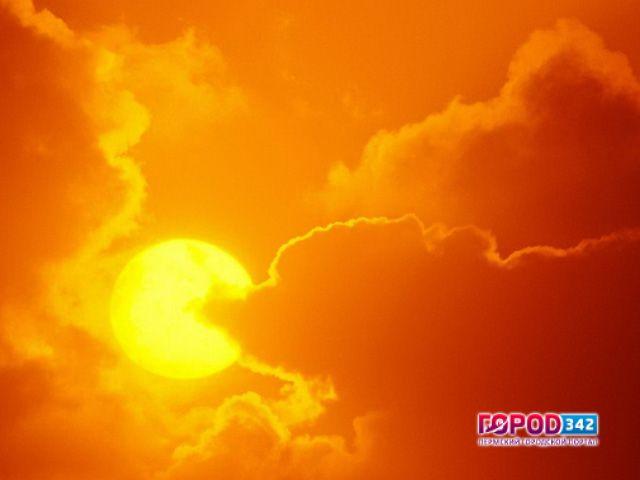 Неделя вПерми будет жаркой исухой