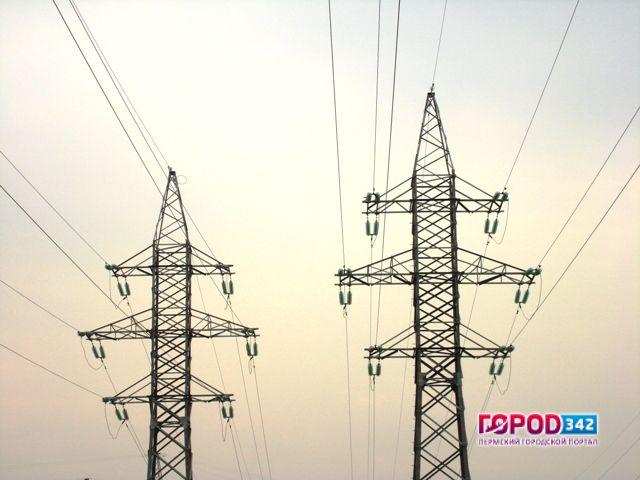 В21 населенном пункте Прикамья восстановлено электроснабжение