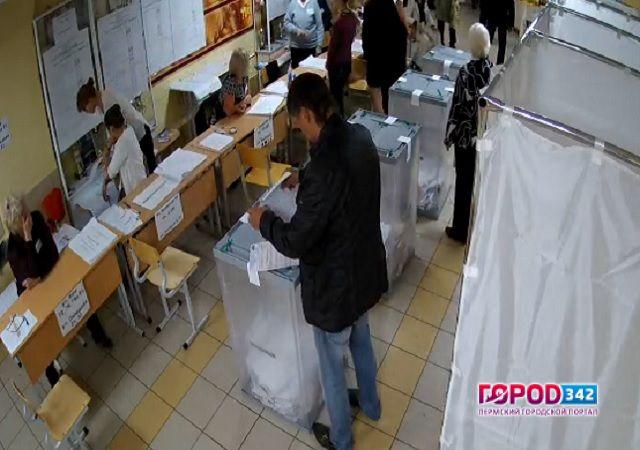 Кполудню вПрикамье проголосовало чуть больше 10% избирателей