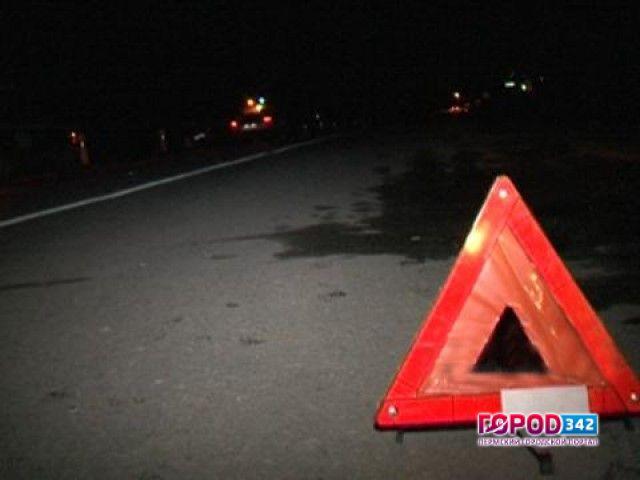 ВПерми разыскивают водителя, который насмерть сбил пешехода и исчез