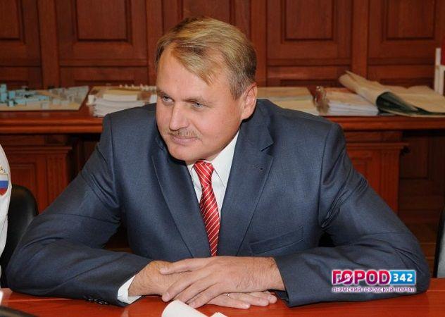 Юрий Уткин стал председателем Пермской гордумы
