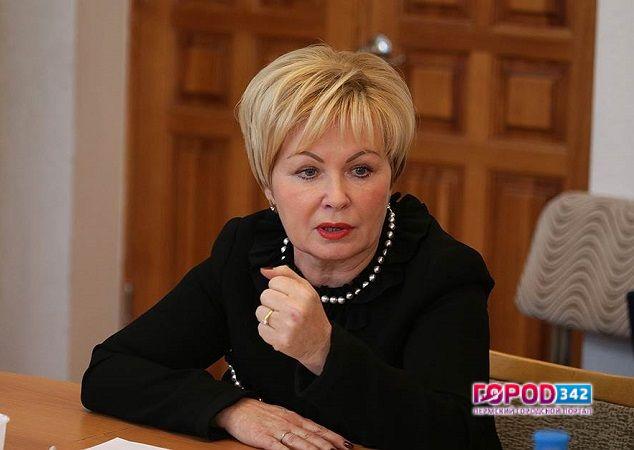 Ольга Ковтун может вернуться вряды министров Прикамья