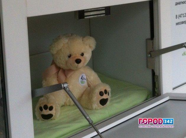 Вбэби-боксе вБерезниках оставили новорожденного ребенка