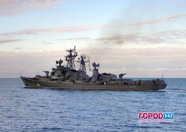 «Адмирал Григорович» с«Калибрами» усилит средиземноморскую группировку ВМФ