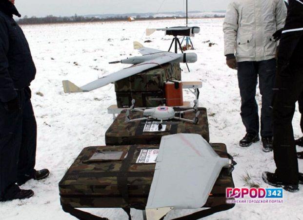 Пермские гаишники будут шпионить занарушителями при помощи дронов