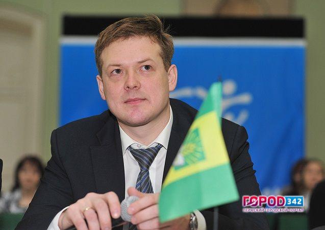 Силовики взяли прежнего министра сельского хозяйства Пермского края