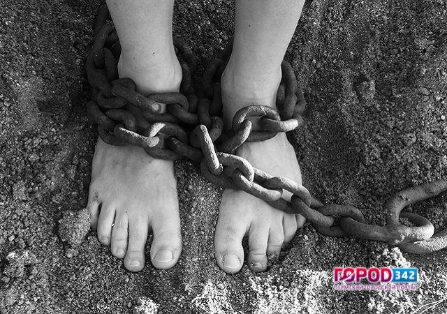 ВПермском крае отец-садист держал детей вподвале нацепи