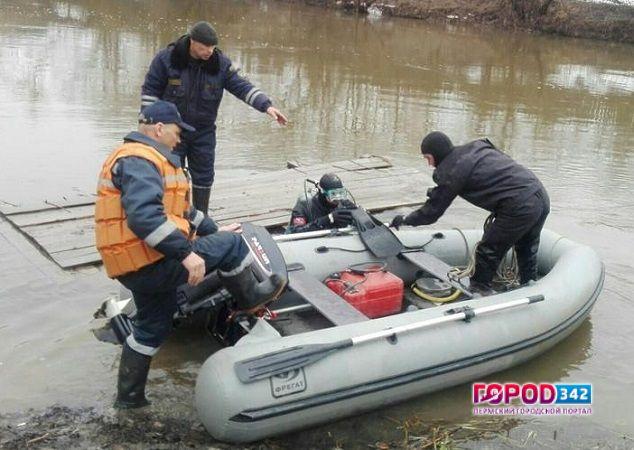 ВКунгуре отыскали тело пропавшей трёхлетней девушки